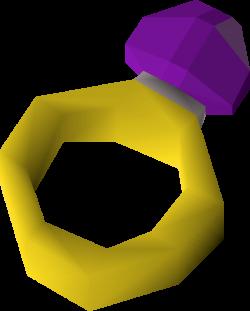 Ring of wealth | Old School RuneScape Wiki | FANDOM powered by Wikia