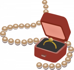 Cartoon Jewelry Clipart