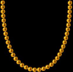 Gold Beads PNG Clip Art Image | Для моего Хобби | Pinterest | Art ...