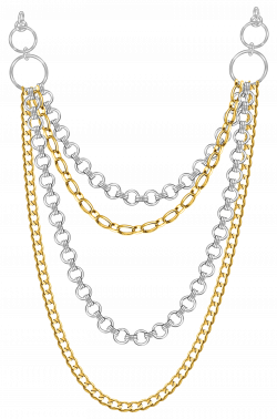 Multi Strand Jewelry Necklace #45122 - Free Icons and PNG Backgrounds