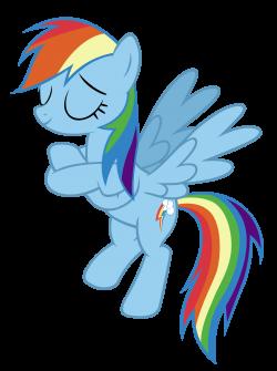 Rainbow Dash - A Job Well Done by Ocarina0fTimelord on DeviantArt