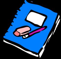 Free Math Journal Clipart