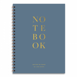 Notebooks and Journals – Paper Luxe