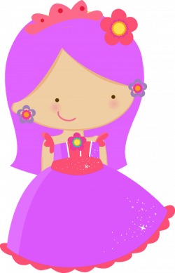 Jardim - Minus | Princesas | Pinterest | Clip art, Felting and ...