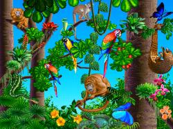 Free Jungle Clip Art Pictures - Clipartix