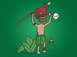 jungle man by osamal mec on Dribbble