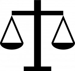 Balance Scale Of Justice Svg Png Icon Free Download (#29322 ...
