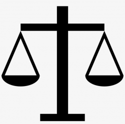 Justice Clipart Balance Power - Rule Of Law Png - Free ...