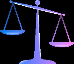 Scales Of Justice 2 Clip Art at Clker.com - vector clip art online ...