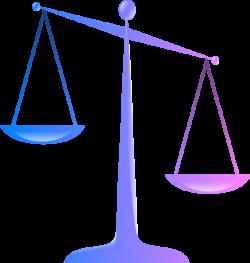 Scales Of Justice (glossy) Clip Art at Clker.com - vector clip art ...