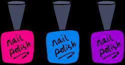 Clip Art Nail Design Clipart