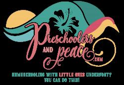 Circle Time E-Book — Preschoolers and Peace