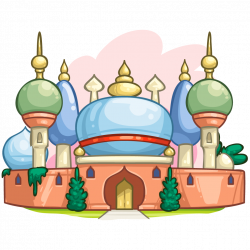 28+ Collection of Arabian Palace Clipart | High quality, free ...