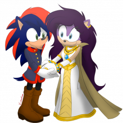Trade - Queen Aleena and King Jules by Karneolienne on DeviantArt