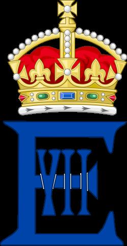 King Edward VII of Great Britain | Royal Monograms | Pinterest ...