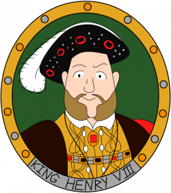 Henry VIII Set: King Henry the Eighth of England by Wertyla on ...
