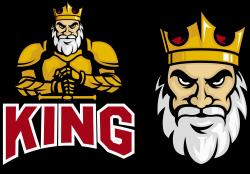 Logo King Clip art - European-style hand-painted flat royalty Avatar ...