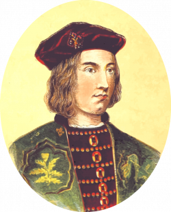 OnlineLabels Clip Art - King Edward IV