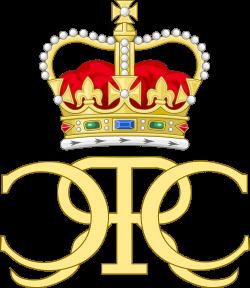 King Charles II Monogram transparent PNG - StickPNG