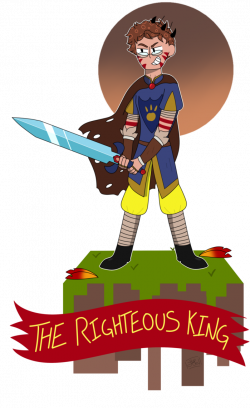Day 3 King Michael The Righteous King by TheDerpyGirl on DeviantArt