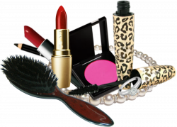 Makeup Kit Products Clipart transparent - Free Clipart on ...