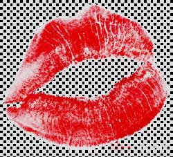 Lips Cartoon clipart - Lips, Lipstick, Red, transparent clip art