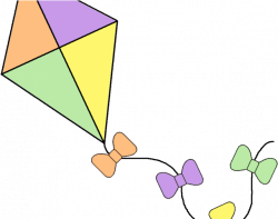 HD Kite Clipart Cute - Kite Clipart Transparent Background ...