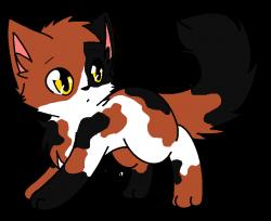 Calico kitten adopt Closed by blitzwing-fan on DeviantArt