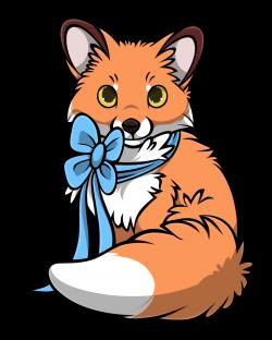 Free Fluffy Fox Base by PixelRaccoon on DeviantArt