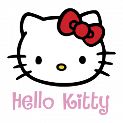 Hello Kitty Silhouette at GetDrawings.com   Free for personal use ...