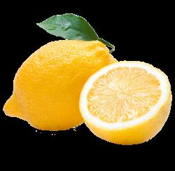 Lemon Five | Isolated Stock Photo by noBACKS.com
