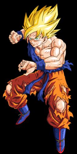 Image - Goku super guerrero namek by bardocksonic-d785joi.png | VS ...