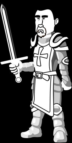 clipartist.net » Clip Art » knight SVG