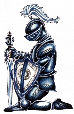 Knight clipart kneeling ~ Frames ~ Illustrations ~ HD images ~ Photo ...
