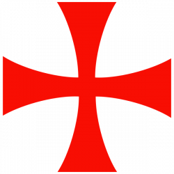 File:Knights Templar Cross.svg | Templars | Pinterest | Knights ...