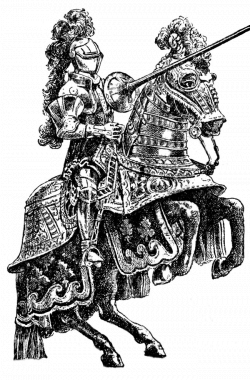 28+ Collection of Free Clipart Of Medieval Knights   High quality ...