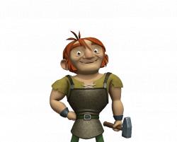 Blacksmith | Mike the Knight Wiki | FANDOM powered by Wikia