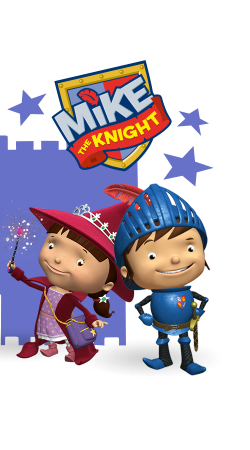 Pin by LMI KIDS on Mike the Knight / Mike le Chevalier | Pinterest ...