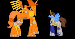 MLP Nexo Knights 6 [Collab] by MichellMinor on DeviantArt