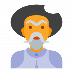 Don Quixote Icon - free download, PNG and vector