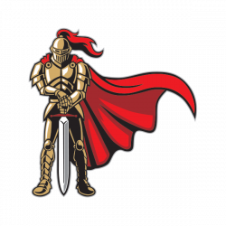 Printed vinyl Knight Guard | Stickers Factory