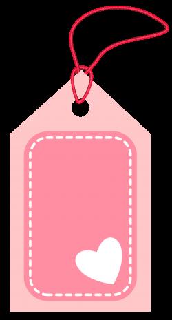 Label Paper Clip art - Valentine Pink Label PNG Clipart Picture 1440 ...
