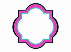 Decorative Label Clip Art At Clker Com - Decorative Box ...