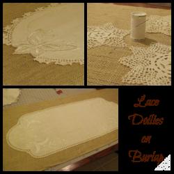 Our Wedding Table Decor & Flowers - The Borrowed AbodeThe Borrowed Abode
