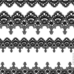 Clipart lace - Clip Art Library