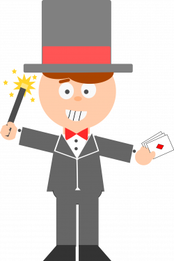 Cartoon magician Icons PNG - Free PNG and Icons Downloads