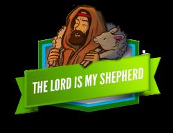 kids psalm 23 | summercamp | Pinterest | Psalm 23, Sunday school and ...