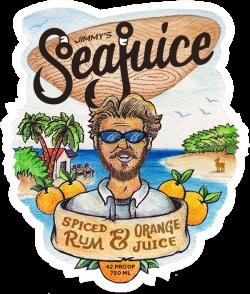 Jimmy's Sea Juice | The real taste of Rum and Juice