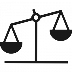 Scales Of Justice Clipart - Clip Art Library