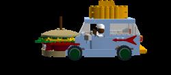LEGO Ideas - Product Ideas - The Good Burger Mobile